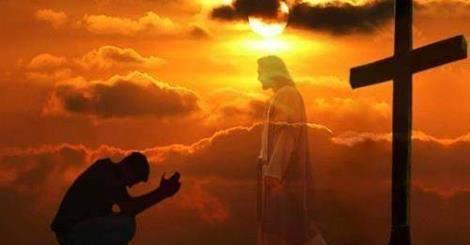 Jesus wallpaper called Praying