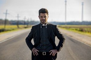 "Preacher ""On The Road"" (2x01) promotional picture"