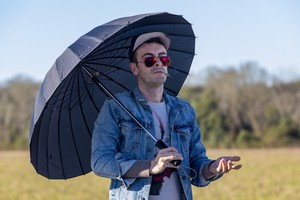 """Preacher """"On The Road"""" (2x01) promotional picture"""