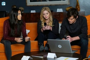 Pretty Little Liars - Episode 7.18 - Choose hoặc Lose - , Promotional các bức ảnh