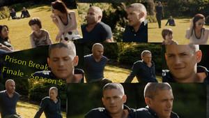 Prison Break Finale Season 5