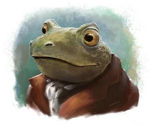 perfil - Mr. Toad