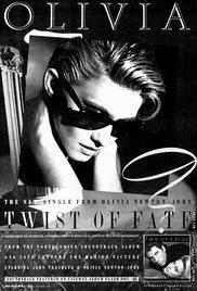 Promo Ad For Twist Of Fate