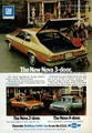 Promo Ad For 1973 Chevy Nova Hatchet - the-70s photo