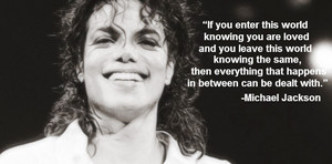 Quote From Michael