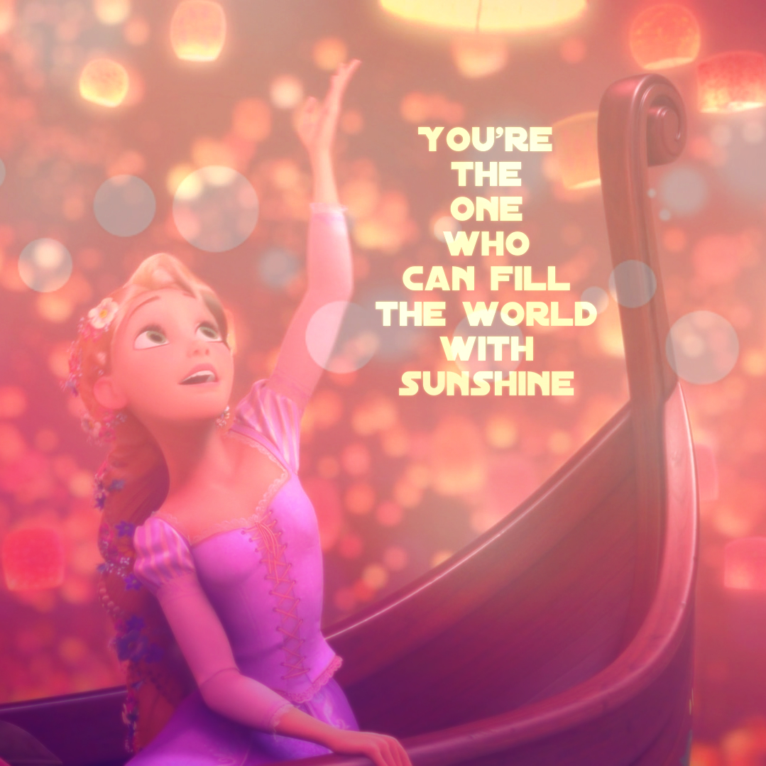 Disney Princess Images Rapunzel Crossover Quote Hd Wallpaper And