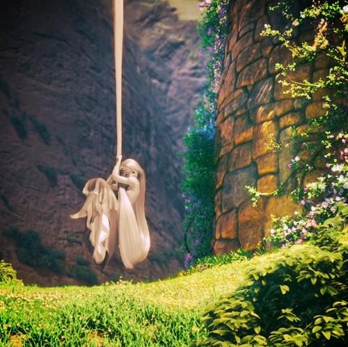 ace2000 پیپر وال titled Rapunzel Wizard of Oz