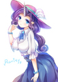Rarity - my-little-pony-friendship-is-magic fan art