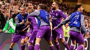 Real Madrid Winner of its 12th UEFA Champions League