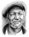 Redd Foxx - celebrities-who-died-young fan art