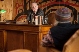 Richard Beymer as Benjamin Horne in Twin Peaks 2017