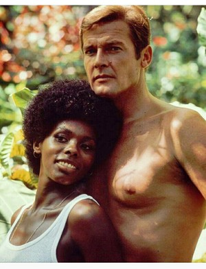 Roger And Live And Let Die Co-Star, Gloria Hendry