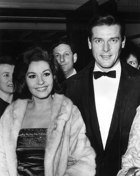 Roger AndThird Wife, Luisa Mattioli