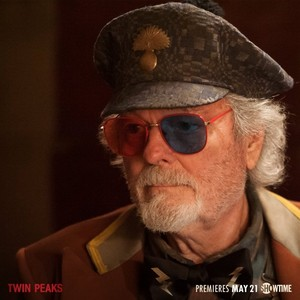 Russ Tamblyn as Dr. Lawrence Jacoby in Twin Peaks 2017