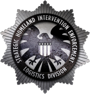 SHIELD BADGE
