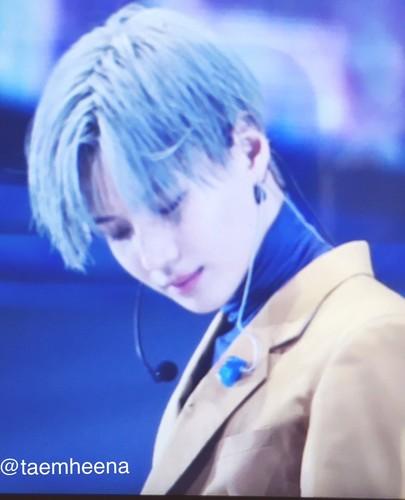Lee Taemin images SHINee Taemin Silver Blue Hair SHINee ...