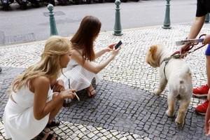 SISTAR 夹克 Shooting of 'Lonely' in Macau Behind The Scenes