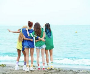 SISTAR dyaket Shooting of 'Lonely' in Macau Behind The Scenes