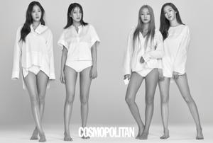 SISTAR for 'Cosmopolitan'