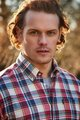 Sam Heughan in Barbour Photoshoot