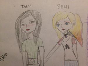 Sami and Talia