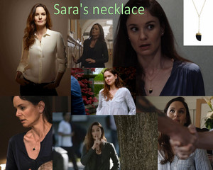 Prison Break Season 5: Sara' s necklace