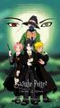 Sasuke Potter - naruto fan art