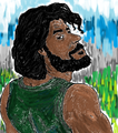 Sayid - lost fan art