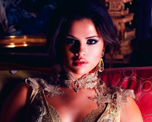 Selena Gomez kertas dinding entitled Selena