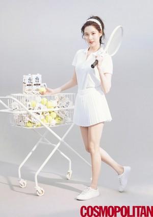 Seohyun for Cosmopolitan Magazine 2017 June Issue