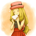 Serena - serena-pokemon-xy fan art