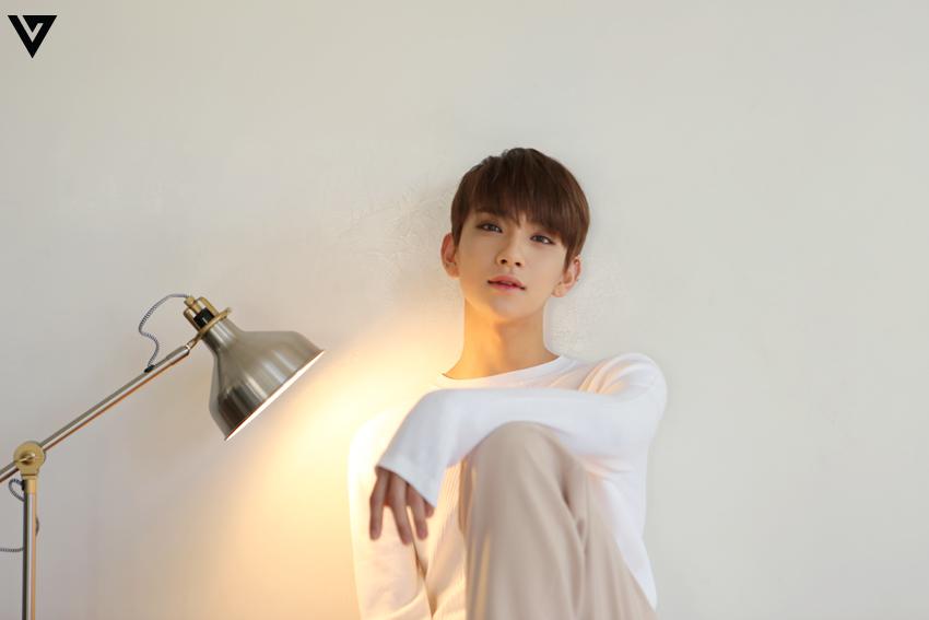 Seventeen 4th Mini Album 'Al1' jacke Shooting Behind The Scene