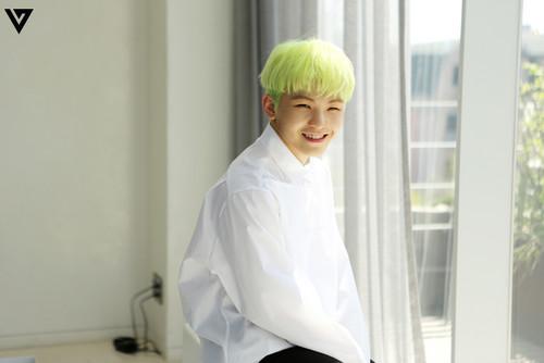 Seventeen wallpaper called Seventeen 4th Mini Album 'Al1' jaket Shooting Behind The Scene