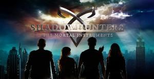Shadowhunters New Key Art