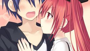 Shido and Kotori