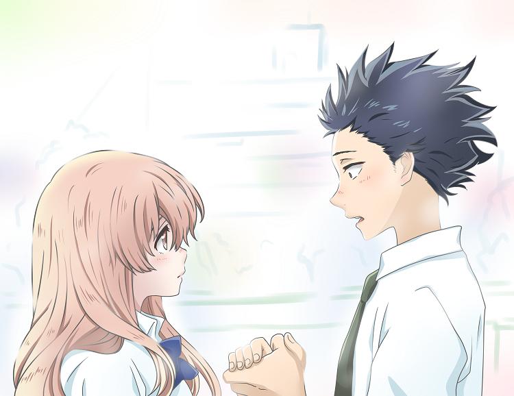 Shouko and Shouya