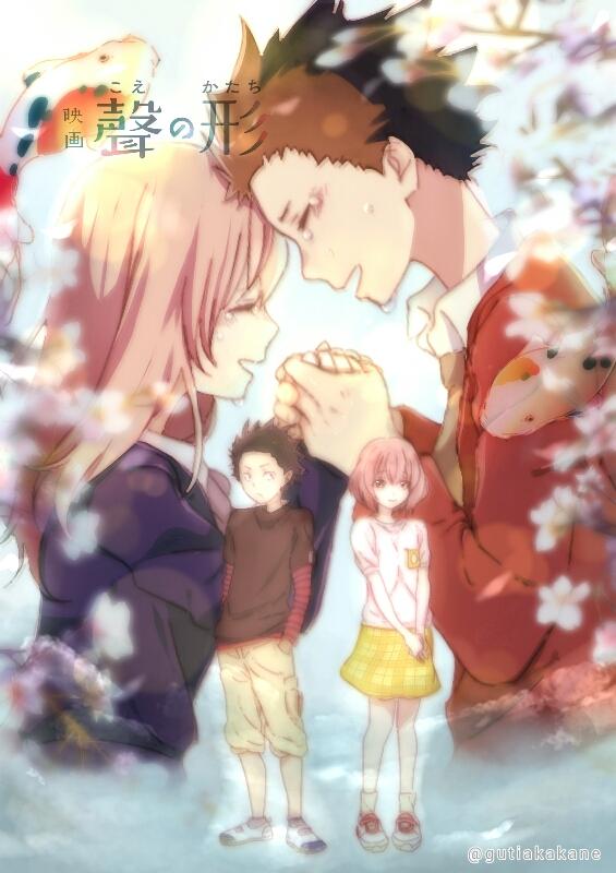 Shouko & Shouya