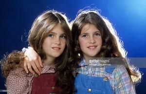 Sidney and Lindsay Greenbush (Circa 1981)