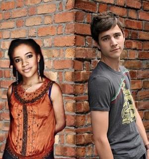 Simon and Maia