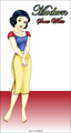Snow White Modern - modern-disney-princess fan art