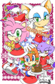 Sonic Girls - sonic-girls fan art