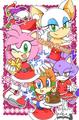 Sonic Girls - sonic-girls fan art