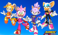 Sonic Girls - sonic-girls photo