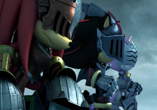 Sonic And The Black Knight Wallpaper Titled