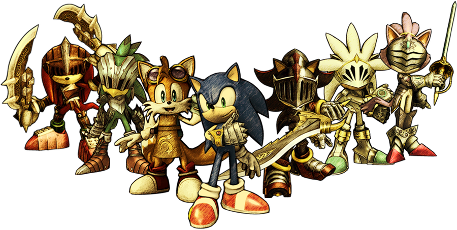 Sonic And The Black Knight Images Sonic And The Black