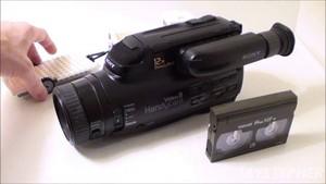 Sony Video 8 camcorder, कैमकॉर्डर (CCD-FX630)