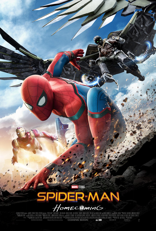 паук Man: Homecoming