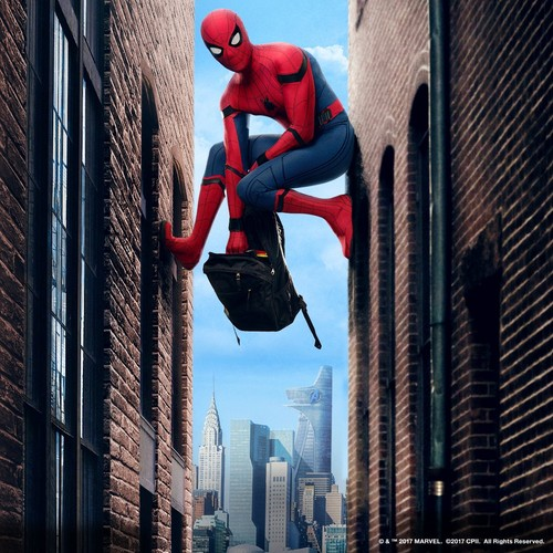 Spider-Man wallpaper entitled Spider Man: Homecoming