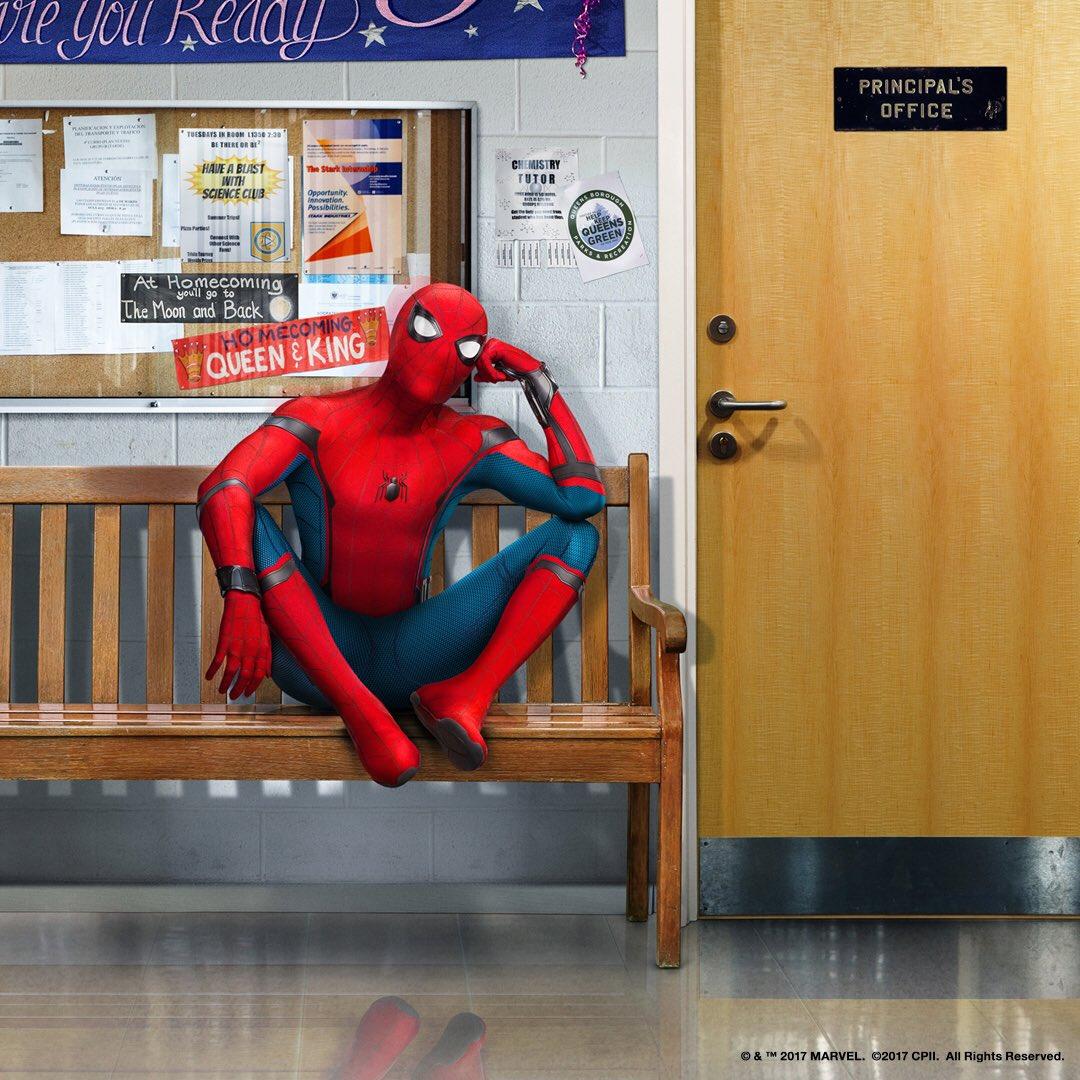 aranha Man: Homecoming