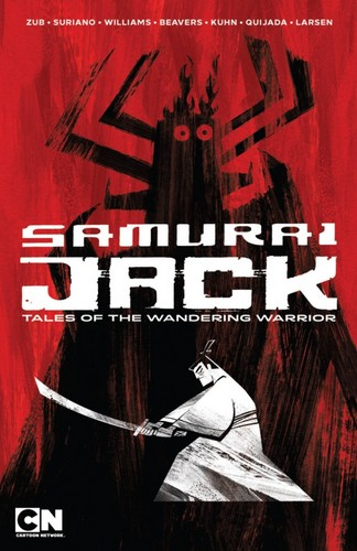 Samurai Jack Hintergrund entitled Ssmurai Jack Graphic Novel